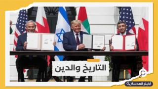 """الإمارات تشعر بخيبة أمل لعدم استخدام أمريكا تعبير """"اتفاقيات إبراهيم"""""""