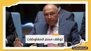 مصر تجري اتصالات لعقد جلسة لمجلس الأمن