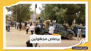 مقتل شرطي بطلق ناري خلال تظاهرات في الخرطوم