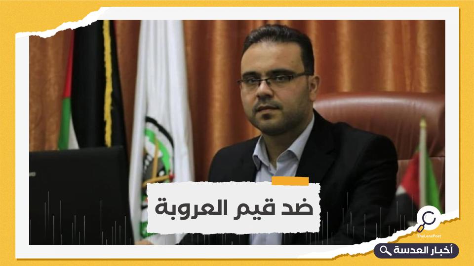 حماس ترفض تصريحات لوزير خارجية الإمارات