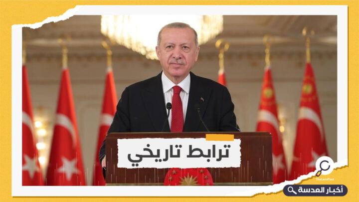 أردوغان: توجد آفاق واسعة للتعاون مع مصر في شرق المتوسط وليبيا