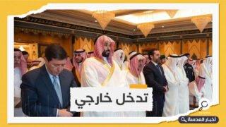 السعودية تناصر انقلابيي الأردن وترسل طائرات لاسترجاعهم