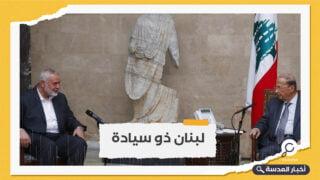 حماس: لا نقرر لأي جهة لبنانية كيفية تصرفها مع الاحتلال