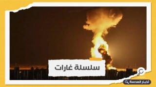 الاحتلال يخرق وقف إطلاق النار مع غزة للمرة الثانية