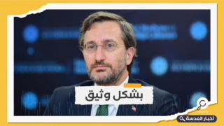 فخر الدين ألتون: تركيا وقبرص الشمالية يعملان مع الأمم المتحدة لتعزيز السلام في الجزيرة
