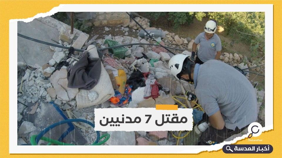 النظام السوري يرتكب مجزرة جديدة في ثالث أيام العيد