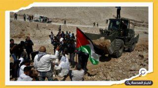 المحكمة العليا تدعو الحكومة الإسرائيلية إلى توضيح موقفها من إخلاء الخان الأحمر