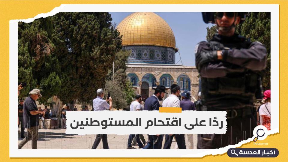 حماس تدعو إلى الزحف والمرابطة في المسجد الأقصى