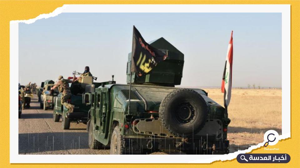 العراق.. قصف مركبة تابعة للحشد الشعبي داخل حدود سوريا