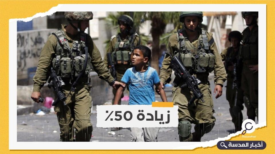 الاتحاد الأوروبي: إسرائيل شردت 595 فلسطينيًا بينهم 320 طفلًا خلال 2021