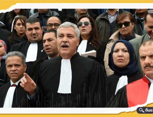قضاة تونس يؤكدون استقلالهم وعدم تبعية النيابة العامة للرئيس