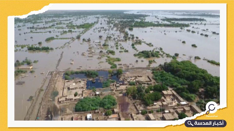 السودان يحذر من ارتفاع منسوب مياه النيل مع هطول أمطار غزيرة