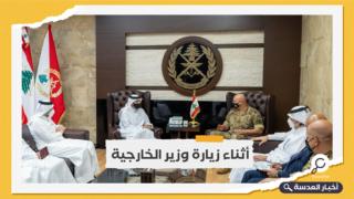 قطر تقدم 70 طنًا كمساعدات غذائية شهرية للجيش اللبناني