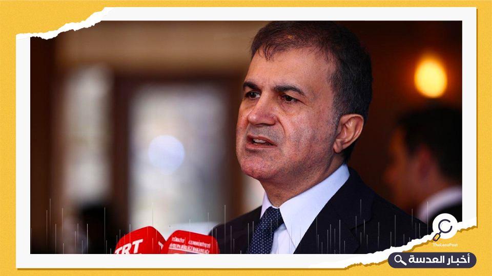 حزب العدالة والتنمية: تركيا وإسرائيل يريدان تحسين العلاقات
