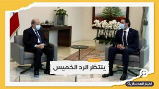 الحريري يقدم تشكيلة حكومية جديدة لرئيس لبنان