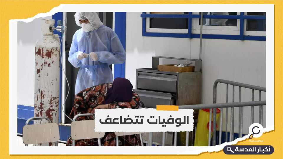 منظمة الصحة العالمية: تونس تسجل أعلى معدل وفيات كورونا في أفريقيا