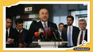 تركيا تعرب عن دعمها للشعب التونسي عقب محاولة الانقلاب