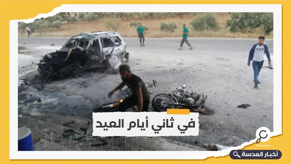 النظام السوري يخرق الهدنة ويواصل شن الغارات على إدلب