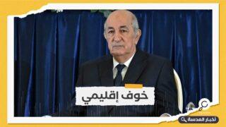 قلق جزائري من استهداف البلاد بعد تونس
