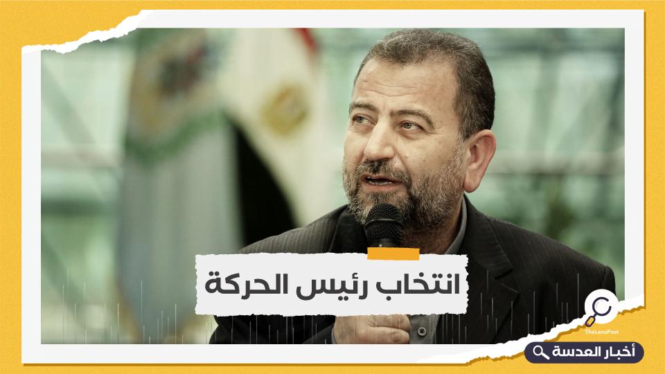 انتخاب صالح العاروري رئيسًا لحركة حماس في الضفة الغربية