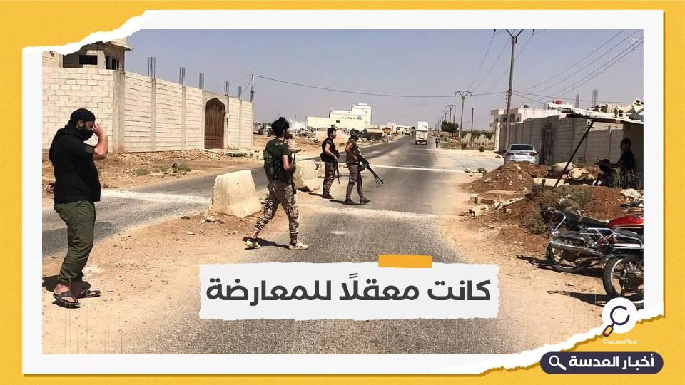 نظام الأسد يهاجم الحي السوري المحاصر منذ أكثر من شهر