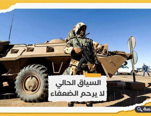 الجيش الجزائري يدعو للاستعداد لمواجهة أي مخططات ضد البلاد