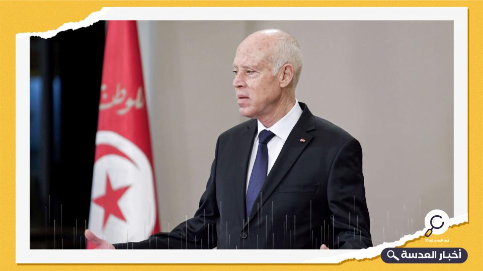 الرئيس التونسي يدعو السياسيين إلى الكف عن استغلال الوباء لخدمة المصالح الشخصية
