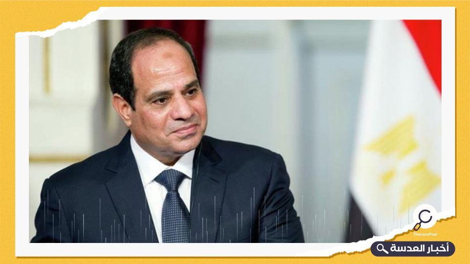 السيسي يهنئ شقيقه الصهيوني بتنصيبه رئيسًا لدولة الاحتلال