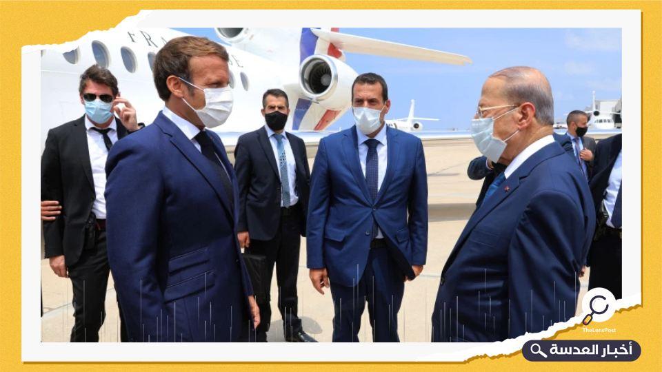 فرنسا تعلن استضافة مؤتمر دولي ثالث لمساعدة لبنان
