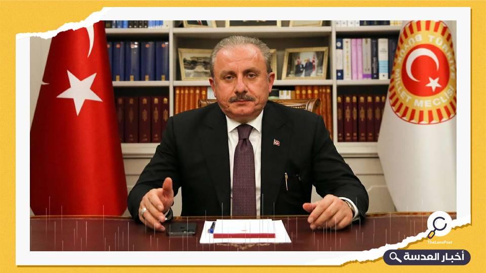 تركيا والجزائر تبحثان التعاون والدعم لفلسطين