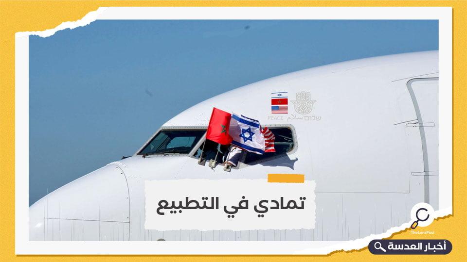 دولة الاحتلال تطلق أولى رحلات الطيران المباشرة إلى المغرب