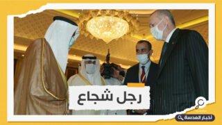 ولي العهد الكويتي يشيد بالرئيس التركي والعلاقات بين البلدين