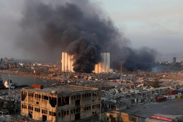 الاتحاد الأوروبي يدرس فرض عقوبات على القادة اللبنانيين بعد عام من انفجار بيروت