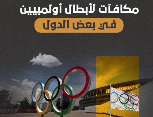 أبقار ومنازل وسيارات.. تعرف على الهدايا المقدمة لابطال الأولمبياد بجانب المكافآت النقدية
