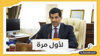 السفير القطري الجديد يصل القاهرة