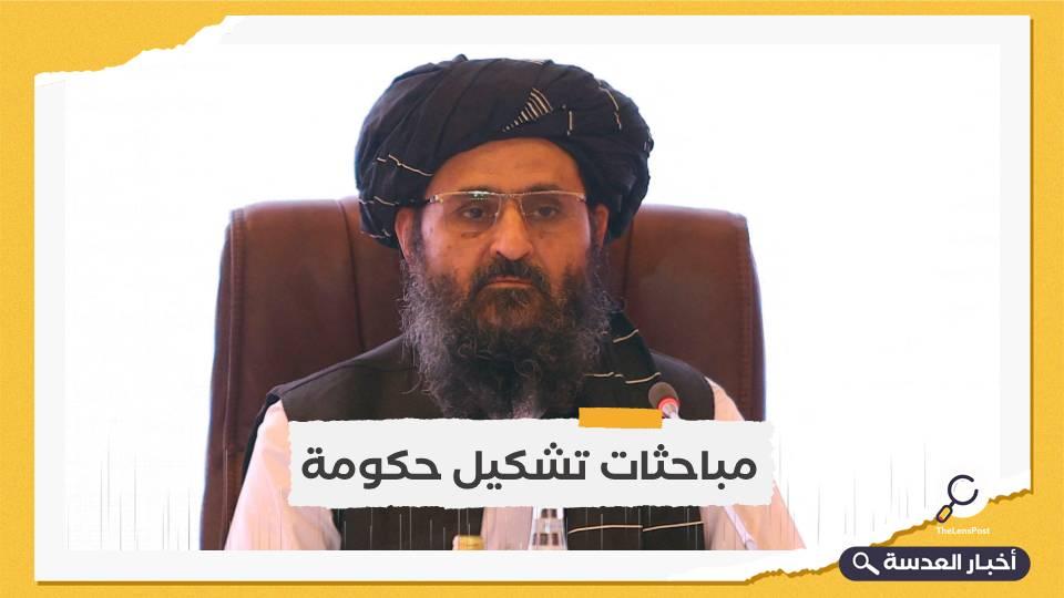 نائب زعيم طالبان يصل العاصمة الأفغانية كابل