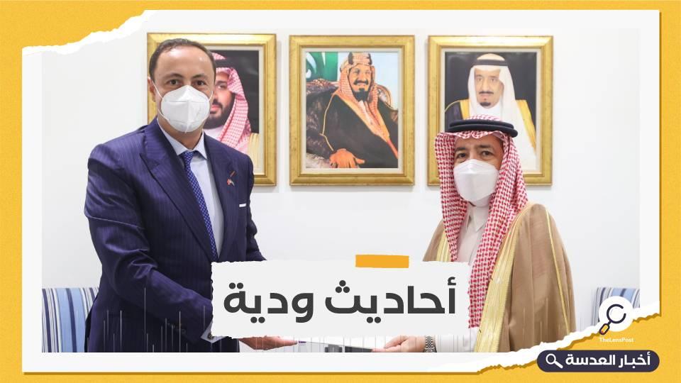 السعودية: نتمنى لسفير تركيا التوفيق في دفع العلاقات لآفاق أرحب