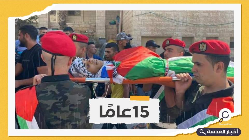 الاحتلال الإسرائيلي يقتل طفلًا فلسطينيًا شمال الضفة