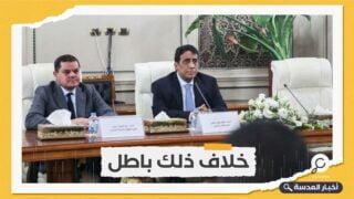 المجلس الرئاسي الليبي يؤكد اختصاصه في ترقية ضباط الجيش