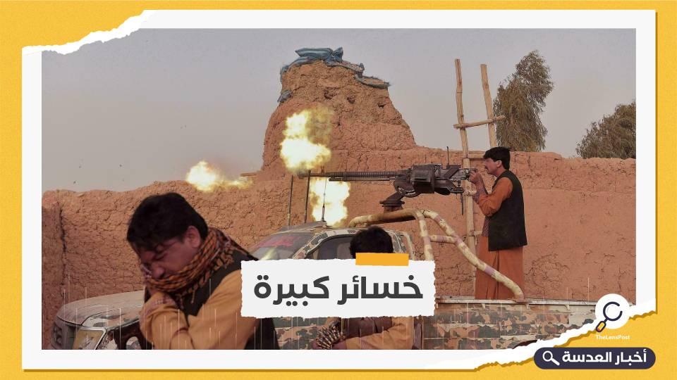 جماعات محلية تسيطر على 3 مناطق من طالبان