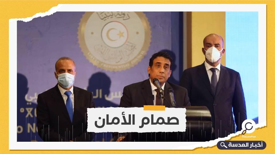 المجلس الرئاسي الليبي يؤكد عزمه توحيد المؤسسة العسكرية