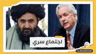 مدير الاستخبارات الأمريكية يجتمع مع قائد طالبان