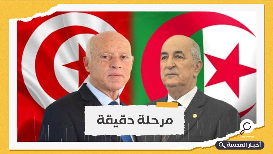 الرئيس الجزائري يهاتف نظيره التونسي