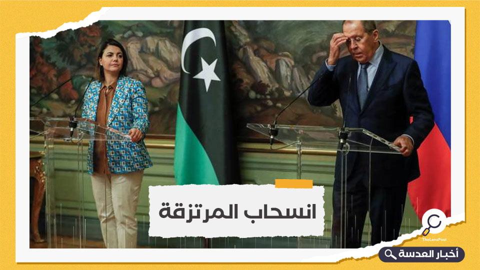 الخارجية الليبية تطلب مساعدة روسيا لتوحيد الجيش