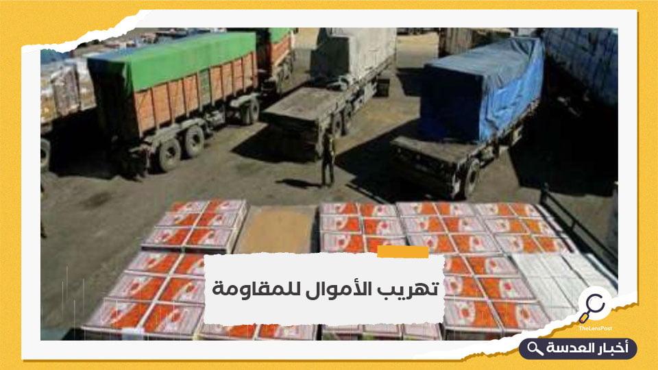 دولة الاحتلال تصادر 23 طنًا من الشكولاتة قبل دخولها غزة