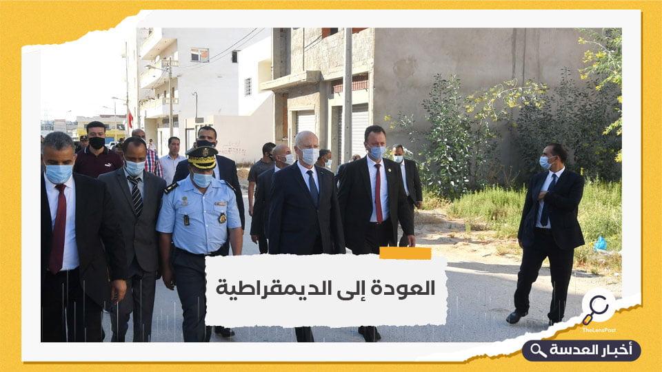 """الولايات المتحدة تصف الوضع في تونس بأنه """"زئبقي"""""""