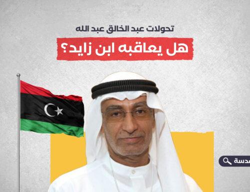 تحولات عبد الخالق عبد الله.. هل يعاقبه ابن زايد؟