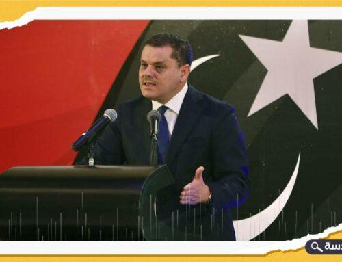 رئيس الوزراء الليبي يلتقي وفدا أمريكيا رفيع المستوى في طرابلس