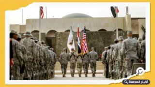 العراق والولايات المتحدة يتفقان على المضي قدما لإنهاء الوجود العسكري الأمريكي