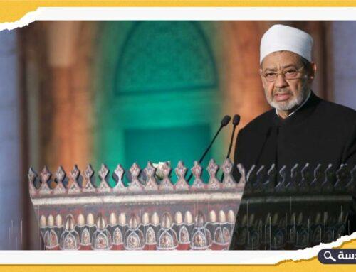 الإمام الأكبر يؤكد لعباس أن فلسطين هي قضية المسلمين المركزية